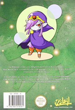 Livres Couvertures de Zelda - The Minish Cap