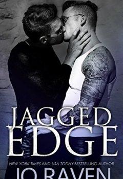 Buchdeckel von Jagged Edge: Jason and Raine - M/M romance (English Edition)