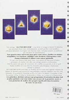 Livres Couvertures de Les volumes d'or : Planches d'émission de géométrie sacrée