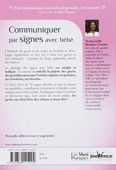 Livres Couvertures de Communiquer par signes avec bébé