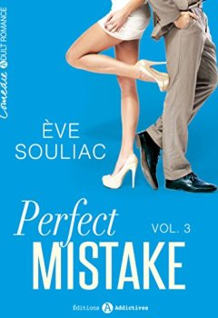 Livres Couvertures de Perfect Mistake - 3