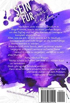 Cover von SEIN FÜR ... Ein ganzes Leben: Kein Millionärsroman (Dein Für, Band 4)
