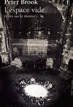 Livres Couvertures de Espace Vide : Ecrits sur le théâtre