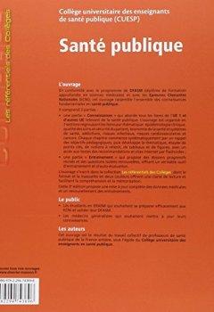 Livres Couvertures de SANTE PUBLIQUE 3ED.