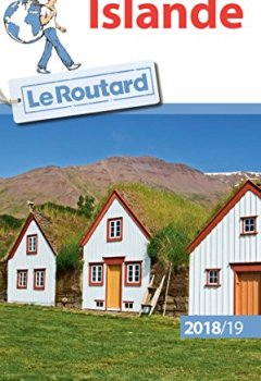 Livres Couvertures de Guide du Routard Islande 2018/19