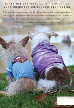 Buchdeckel von Susie's Senior Dogs