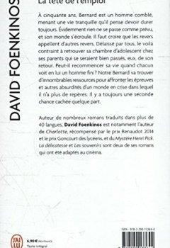 Livres Couvertures de La tête de l'emploi