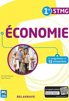 Livres Couvertures de Economie 1ere STMG élève
