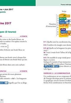Livres Couvertures de Annales Annabrevet 2018 Maths 3e: sujets et corrigés, nouveau brevet