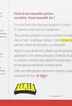 Livres Couvertures de Business Model You : Réinventez votre carrière grâce à une méthode révolutionnaire