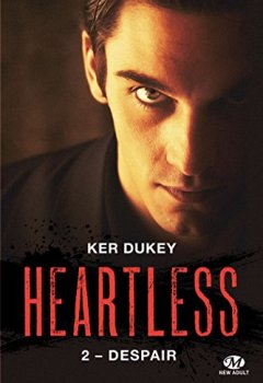 Livres Couvertures de Despair: Heartless, T2