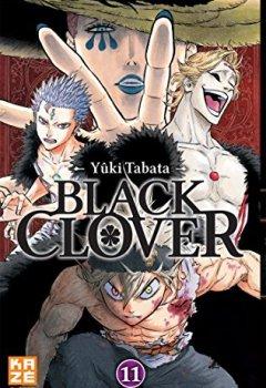 Livres Couvertures de Black Clover T11