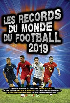 Livres Couvertures de Records du monde du football 2019
