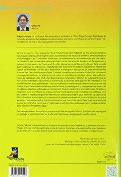 Livres Couvertures de Analyse numérique et optimisation : Une introduction à la modélisation mathématique et à la simulation numérique