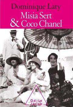 Livres Couvertures de Misia Sert et Coco Chanel
