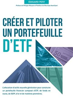 Livres Couvertures de Créer et piloter un Portefeuille d'ETF