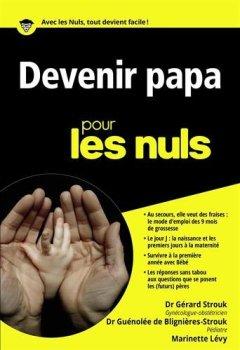 Livres Couvertures de Devenir papa pour les Nuls poche