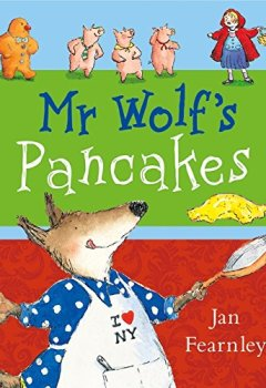 Livres Couvertures de Mr. Wolf's Pancakes