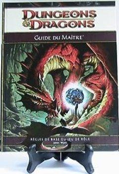 Wizards Of The Coast   Dungeons & Dragons 4 Eme Edition   Livre De Base   Guide Du Maitre