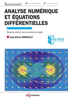 Livres Couvertures de Analyse numérique et équations différentielles - 4ème Ed