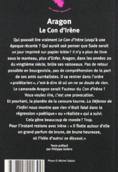 Livres Couvertures de Le Con d'Irène