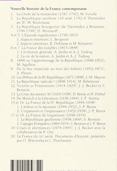 Livres Couvertures de La France de l'expansion (1969-1973). L'Apogée Pompidou