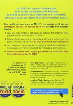 Livres Couvertures de Boostez votre score au TOEIC : 800 points en moins de 2 mois ! (2CD audio)