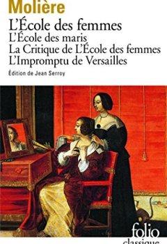 Livres Couvertures de L'Ecole des femmes, l'école des maris