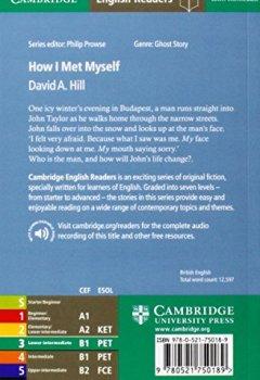Livres Couvertures de How I Met Myself Level 3