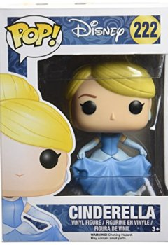 Livres Couvertures de Funko - 222 - Pop - Disney - Princesses - Cendrillon