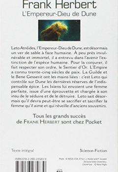 Livres Couvertures de L'Empereur-dieu de Dune (4)