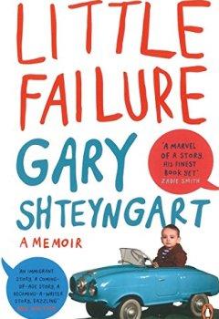 Buchdeckel von Little Failure: A memoir