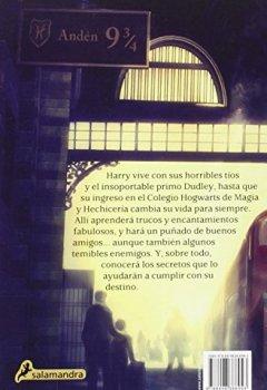 Buchdeckel von Harry Potter y La Piedra Filosofal