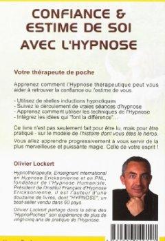 Livres Couvertures de Confiance & estime de soi avec l'hypnose