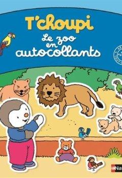 Livres Couvertures de Le zoo en autocollants