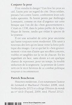 Livres Couvertures de Conjurer la peur : Essai sur la force politique des images, Sienne, 1338