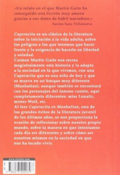 Livres Couvertures de Caperucita en Manhattan/ Little Red Riding Hood in Manhattan