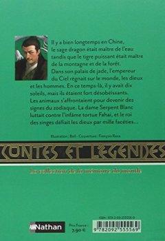 Livres Couvertures de Contes et Légendes : Légendes de Chine