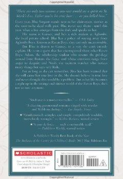 Livres Couvertures de The Raven Boys (The Raven Cycle, Book 1)