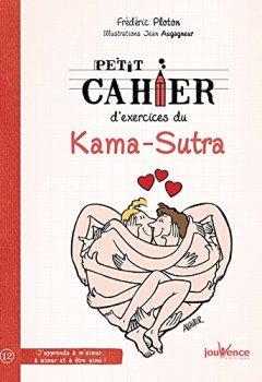 Livres Couvertures de Petit cahier d'exercices du Kama-Sutra
