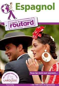 Livres Couvertures de Le Routard Guide de conversation Espagnol