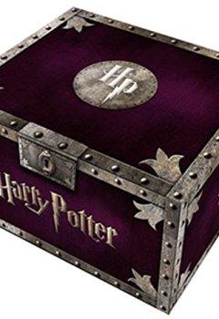 Livres Couvertures de Coffret Harry Potter : Livres I à VII