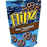 Flipz Milk Chocolate Covered Pretzels