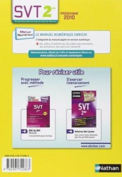 Livres Couvertures de SVT 2de