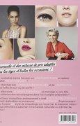 Livres Couvertures de L'art du maquillage : 45 leçons, devenez experte !
