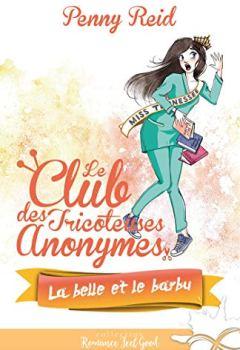 Livres Couvertures de La belle et le barbu: Le club des tricoteuses anonymes, T4