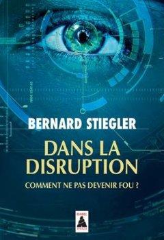 Livres Couvertures de Dans la disruption : Comment ne pas devenir fou ? Suivi d'un Entretien sur le christianisme
