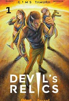 Livres Couvertures de Devil's Relics - Tome 01