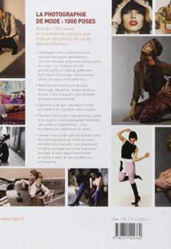 Livres Couvertures de La photographie de mode : 1000 poses
