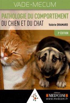 Livres Couvertures de Vademecum de pathologie du comportement du chien et du chat